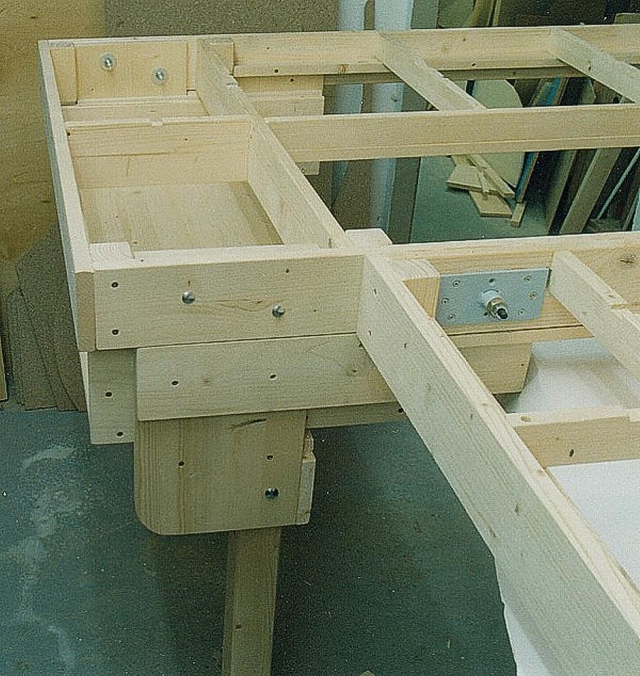 eine modellbahnanlage als bausatz modellbahn hoeber. Black Bedroom Furniture Sets. Home Design Ideas